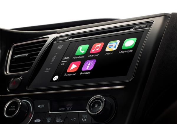 Discover Apple Carplay