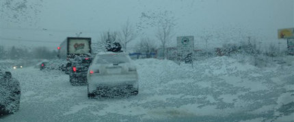 Winter Road conditions demystified