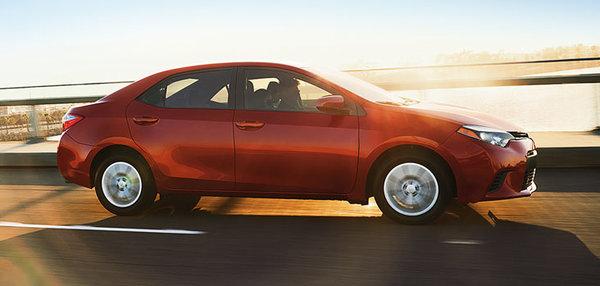 2016 Toyota Corolla: Always the Best Bet