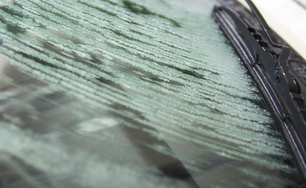 Have you thought about changing your wiper blades?