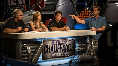The Canadian reality show highlights our worst speeders A guilty pleasure that relaxes the mind!