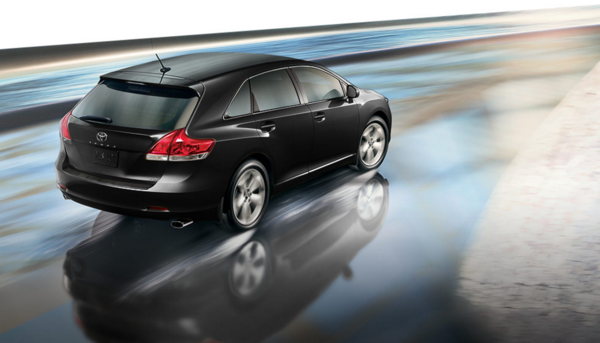 The Toyota Venza, a versatile crossover that's perfect for all your needs!