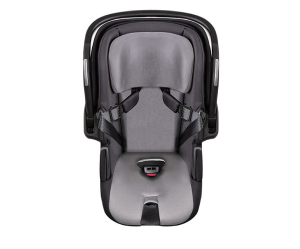 A car seat that installs itself!