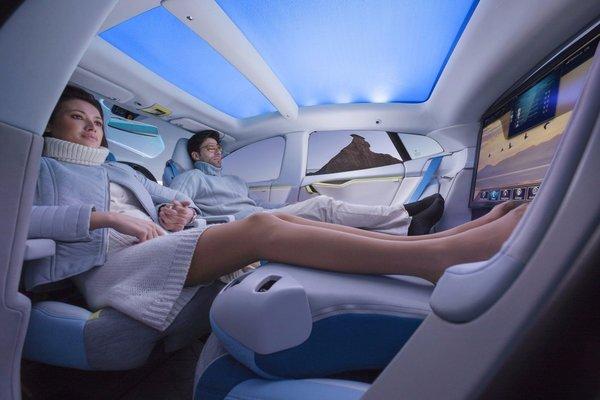 The advantages of the autonomous car