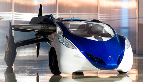 The flying car, a product that really does exist! Discover the AeroMobil 3.0