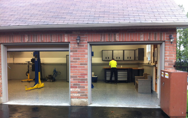 Garage renovation: a smart choice for your car or for resale