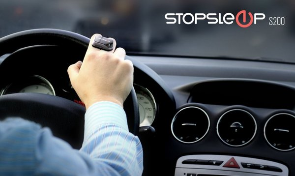 The latest innovation in road safety: STOPSLEEP!