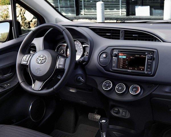 The 2017 Toyota Yaris, a superb first car!