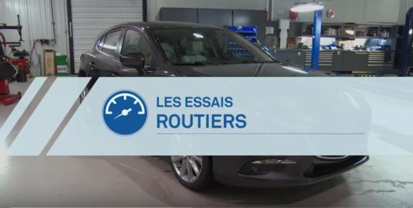 Évaluation des voitures par le groupe d'experts de CAA-Québec