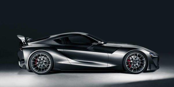 Upcoming Toyota Supra Might Get a Manual Transmission, V6 Engine
