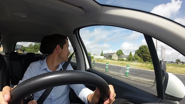 Adjust Your Mirrors to Eliminate Blind Spots!