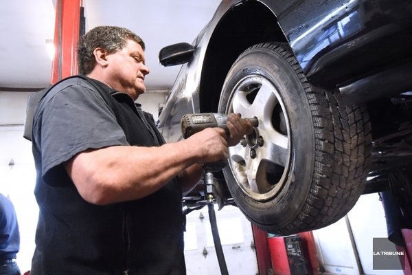 Choose the best time to install your tires!