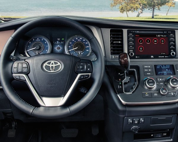 The 2018 Toyota Sienna, an evolving family car