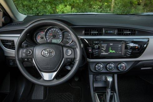 2014 Toyota Corolla – Back in force