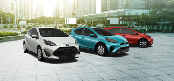 More eco-friendly hybrid vehicles than any other manufacturer!