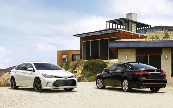 2018 Toyota Avalon, one of the most profitable cars according to U.S. News & World Report automotive magazine