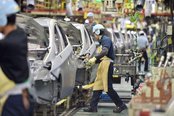 Mazda et Toyota, 4 000 emplois créés pour Donald Trump