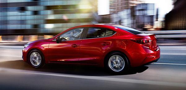 Février, un mois record de ventes pour Mazda Canada