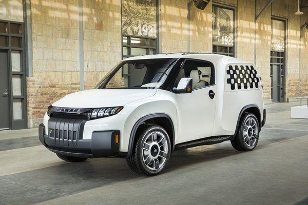 Toyota, its U2 urban utility concept vehicle: have you heard about it?