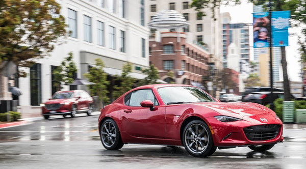 Une Mazda MX-5 2019 plus musclée