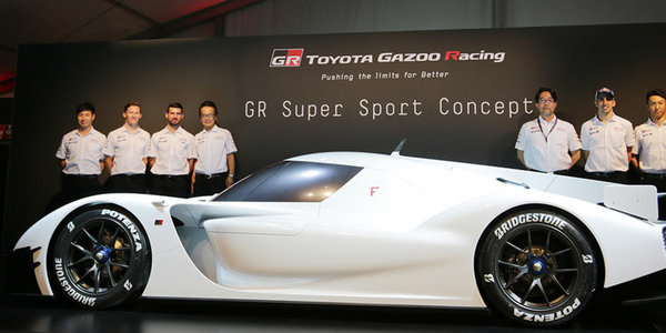 Toyota confirms this 986-hp supercar is heading for production