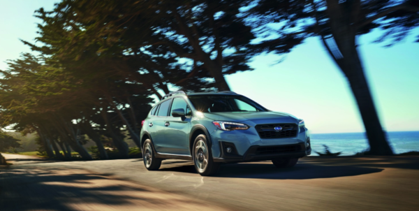 Toyota and Subaru : Partnering together on the ecological Crosstrek!