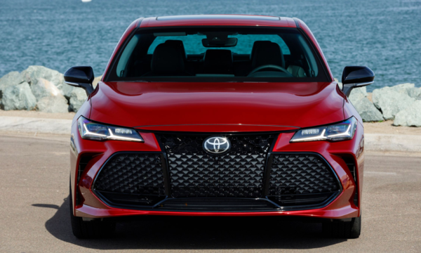 The all-new 2019 Toyota Avalon, a mix of luxury and dynamism