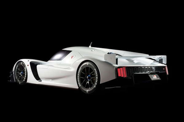 The Thrill of Toyota: the GR Super Sport Concept at the Le Mans 24 Hours!