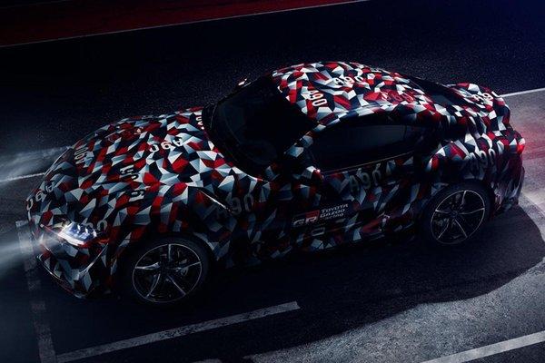 The Toyota Supra, a legend returns!