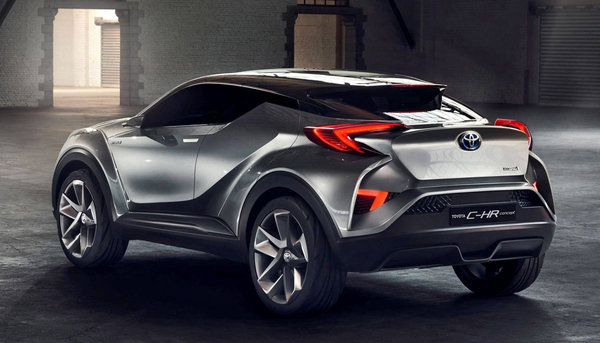 The 2019 Toyota CH-R or how to enjoy your new car!