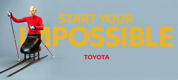 Toyota and the next Olympics