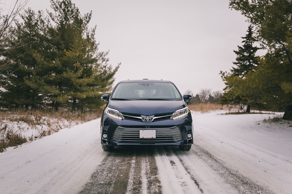 Stay Safe This Winter with Steel Rims on Your Winter Tires