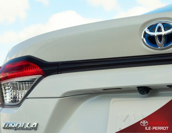 Unveiling of the 2020 Corolla Sedan