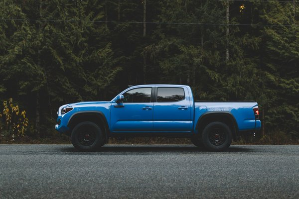 The 2020 Toyota Tacoma soon unveiled