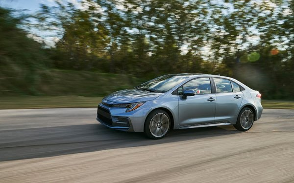2020 Toyota Corolla: Five Things to Know