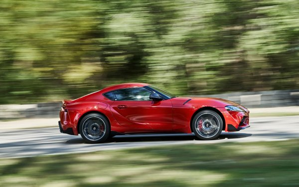 2020 Toyota Supra May be More Powerful than Advertised