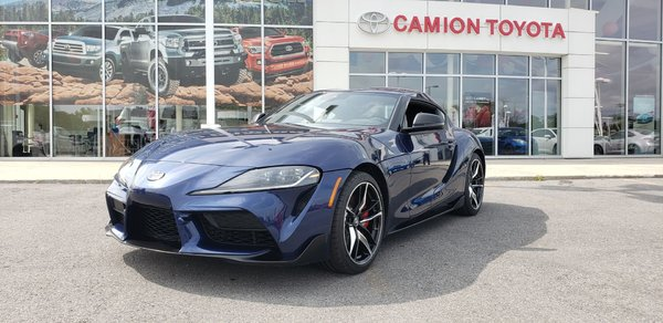 The 2020 Toyota Supra is here !