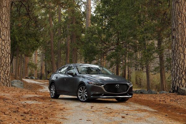 2019 Mazda3 Price and Specs