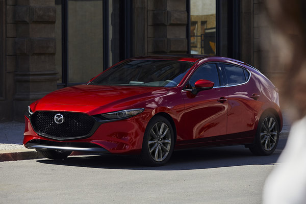 Three things to know about the new i-ACTIV AWD 2019 Mazda3