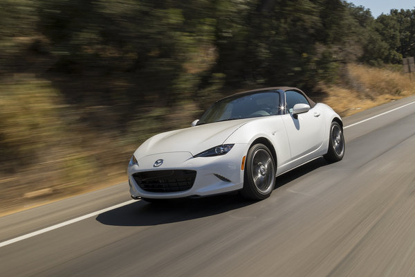 2019 Mazda MX-5: The Perfect Roadster DOES Exist