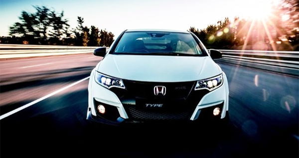 Honda Civic Type-R au Canada... chose possible!