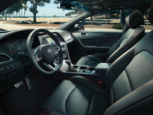 Hyundai rappelle 140 000 Sonata pour une ceinture de sécurité