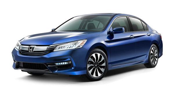 Cet été, découvrez la Honda Accord Hybride 2017!