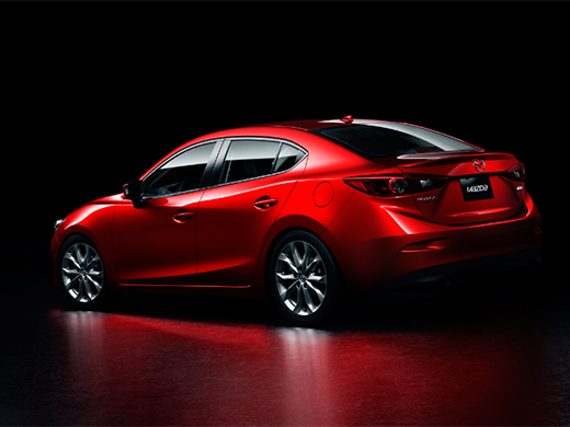 5 millions de Mazda3 vendus!