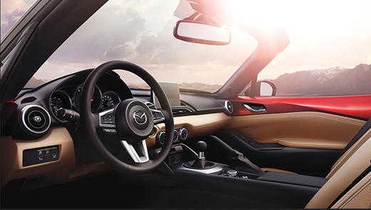 Mazda MX-5 2016 : fougue et design à couper le souffle!