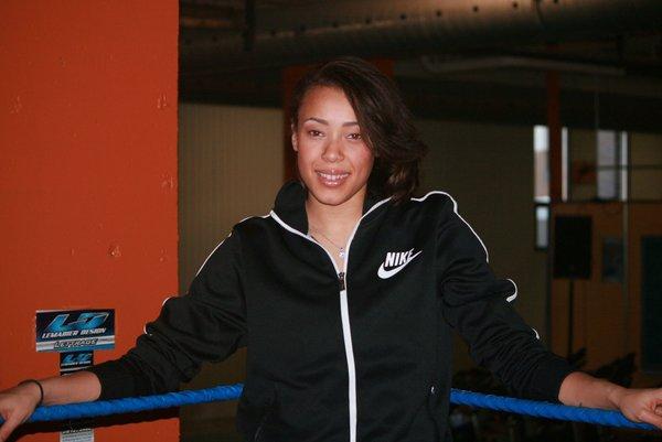 Tammara Thibeault : repos bien mérité!