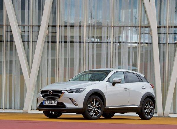 Mazda d'occasion : plaisir de conduire avant tout