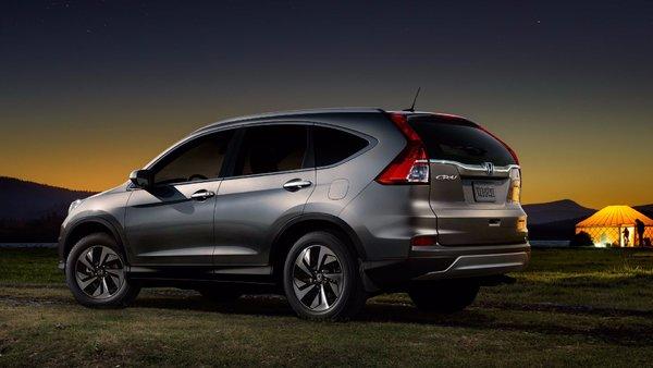 Honda CR-V d'occasion à vendre à Shawinigan