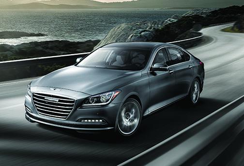Hyundai Genesis 2015 : le luxe intégral