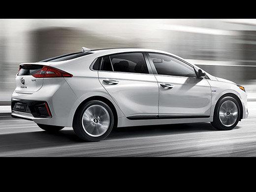 Découvrez l'unique IONIQ 2017, le prochain véhicule écologique de Hyundai!